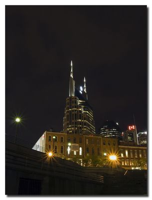 AT&T Tower in Nashville