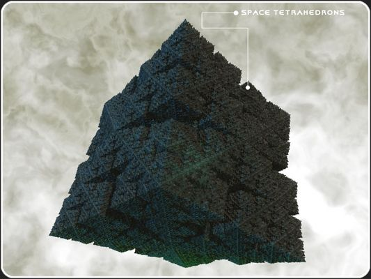 attack of the space tetrahedrons