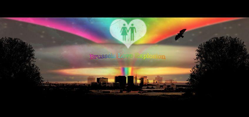 Attentat d'amour sur Bruxelles