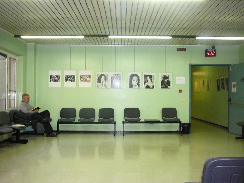 Attesa in sala odontoiatrica a Milano