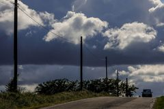 attraversamento nuvole