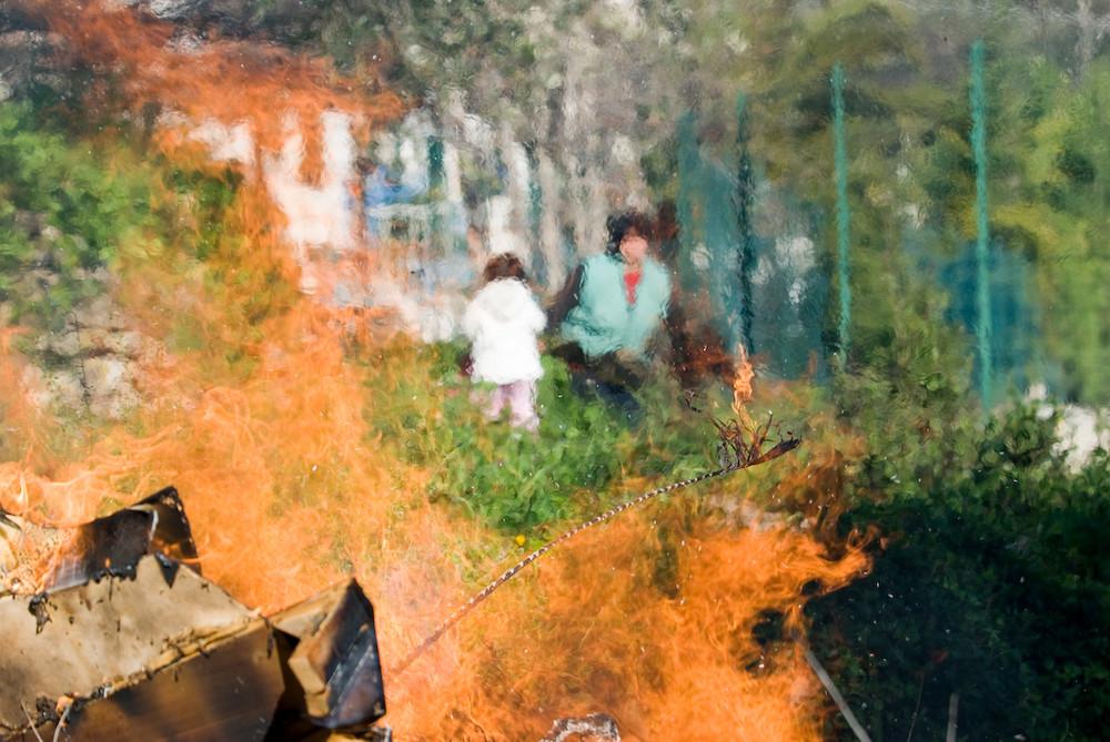 Attraverso il fuoco