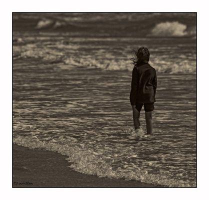...au bord de la mer...
