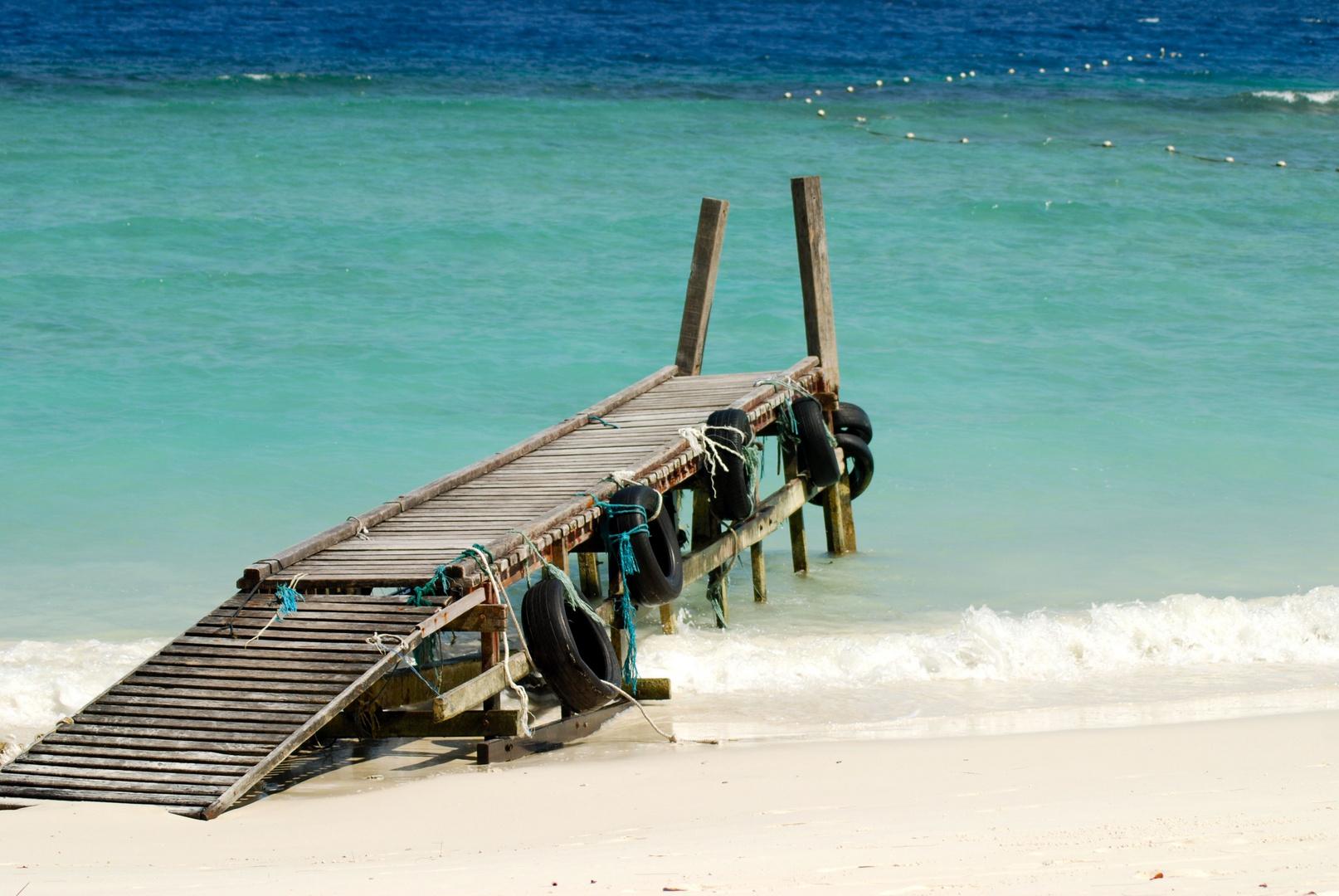 Au bout du rêve avec les îles Perhentian, Malaysia