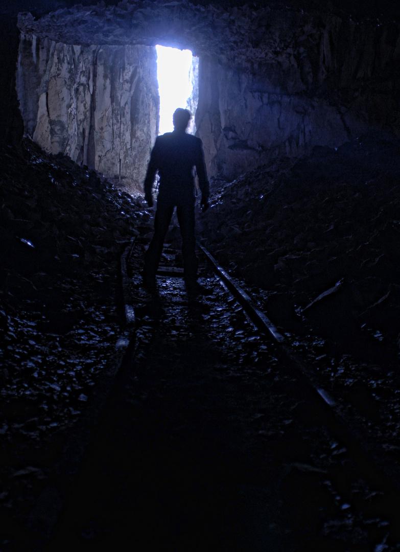 au bout du tunel