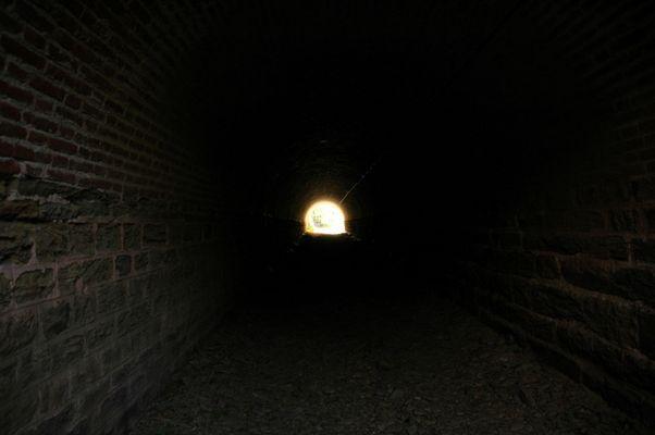 au bout du tunel......