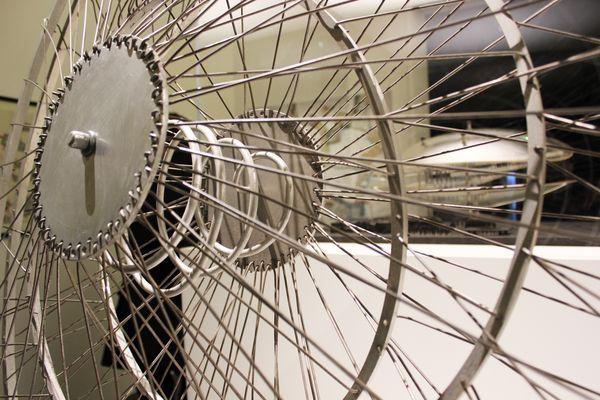 Au Centre Pompidou de Metz 2