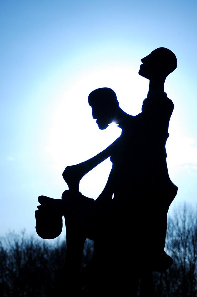 Au cimetière du père Lachaise #1
