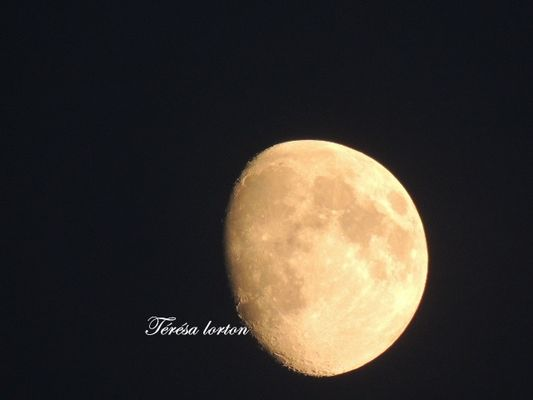 au clair de lune !!!