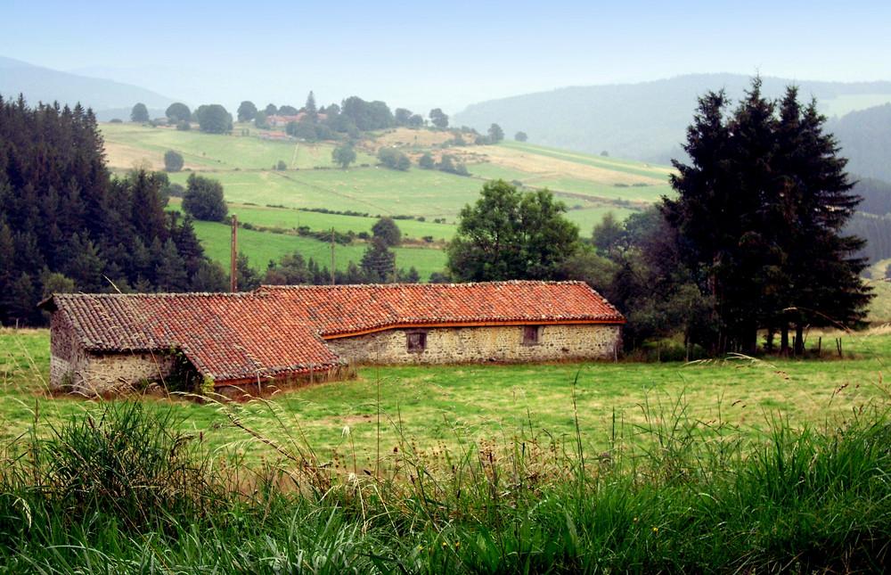 Au coeur de l'Auvergne