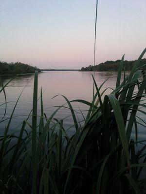 au coin de l'eau