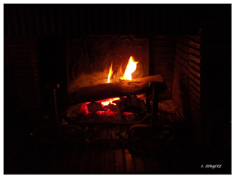 Au coin du feufeu