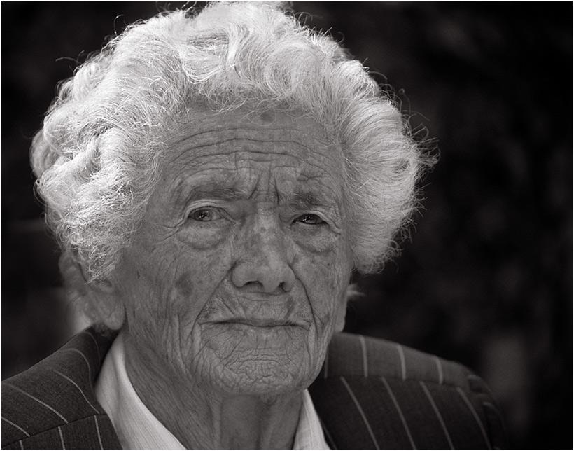 au délà de 90 ans