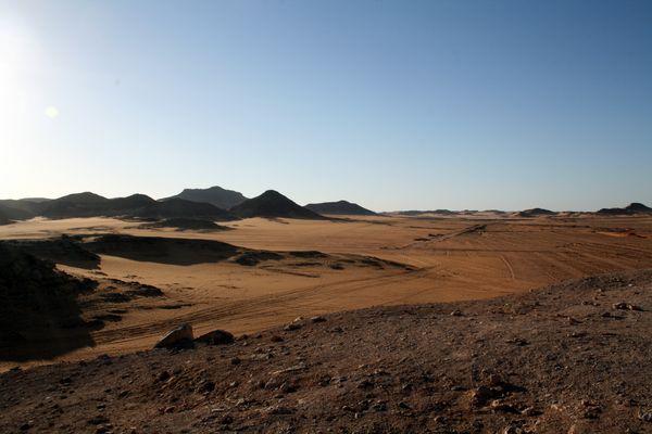 Au delà des dunes