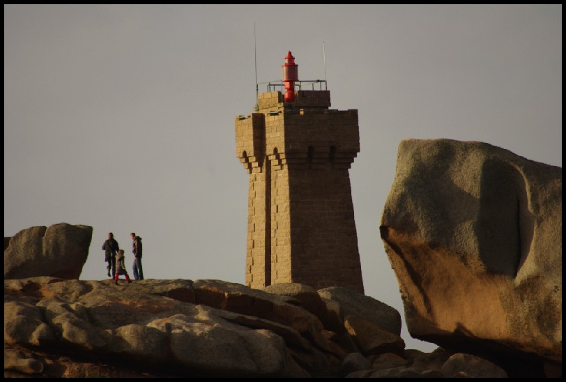 Au-delàs du phare