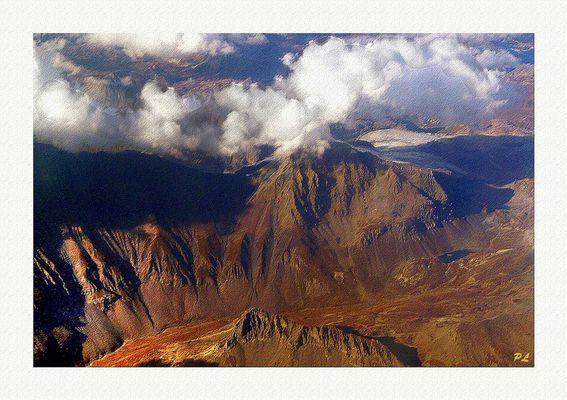 Au dessus des Alpes 2