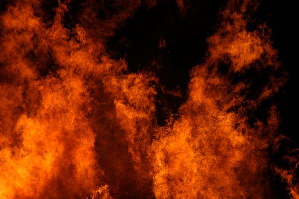 Au feu