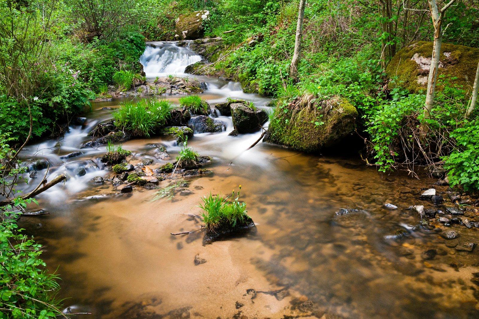 # Au fil de l'eau