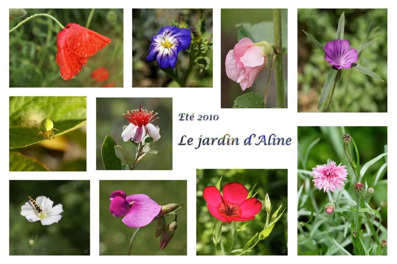 Au jardin ...............