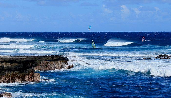 Au large de St.Pierre - Ile de la Réunion