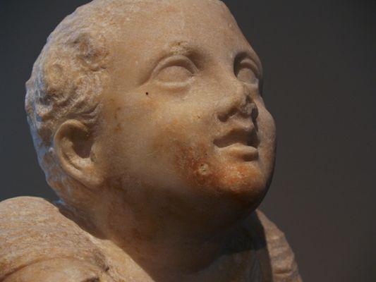 Au musée national d'Athènes