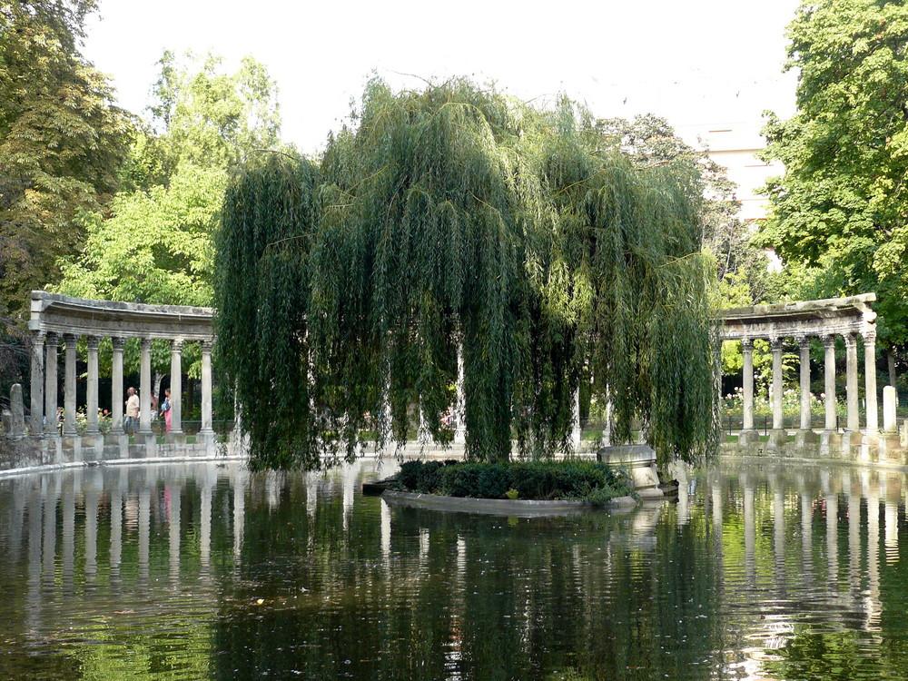 Au parc Monceau