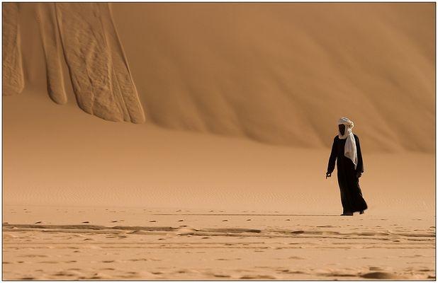 Au pied de la dune