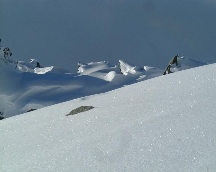 Au pied de Tête Ronde - Val Thorens - Savoie