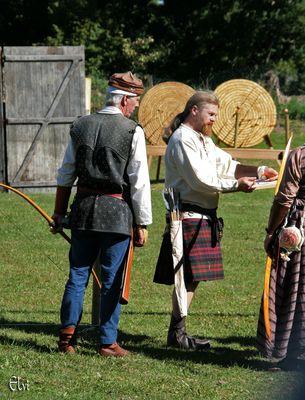 Au tournoi d'archers on trouve de tout (1)