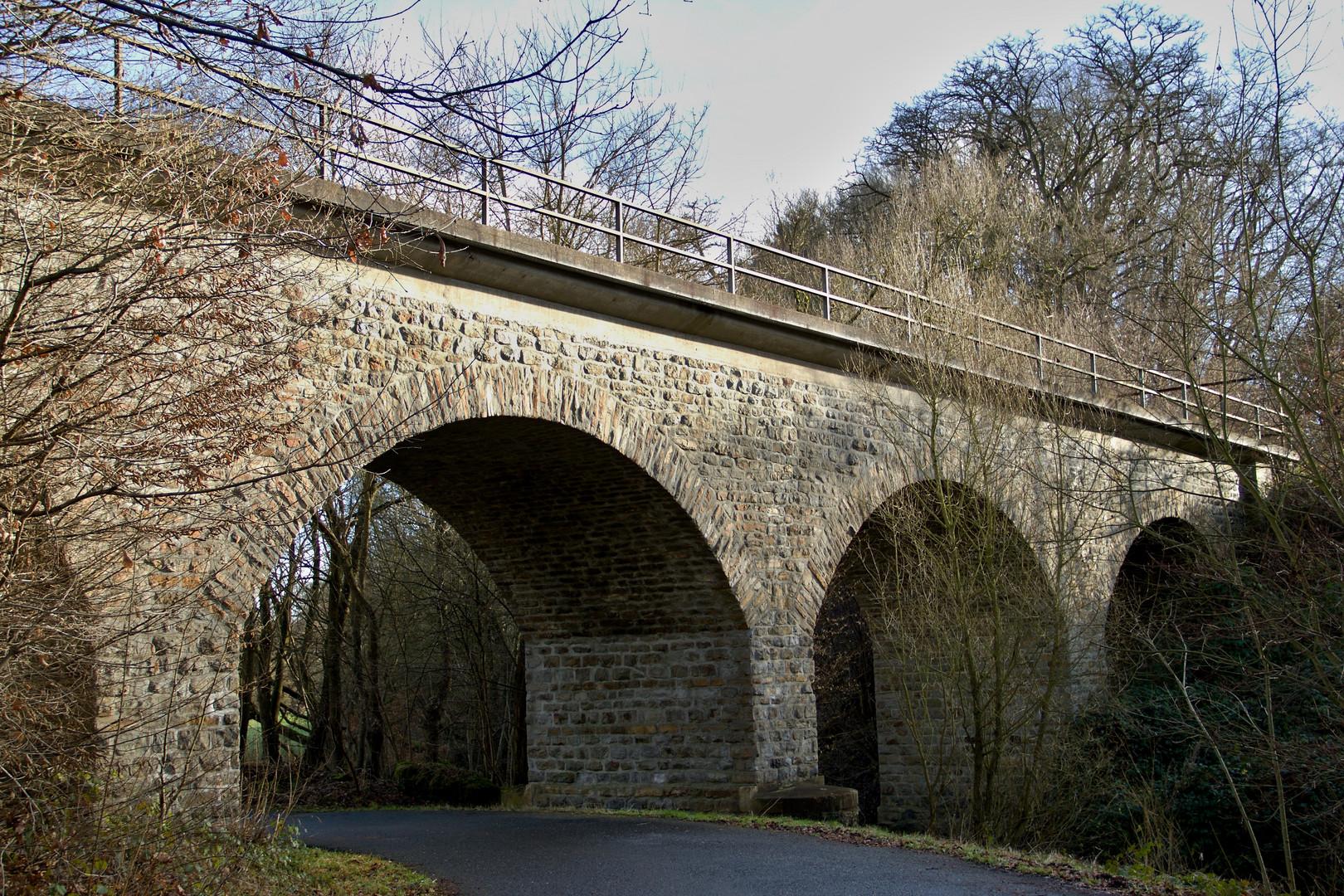 Aubachbrücke Mtb.