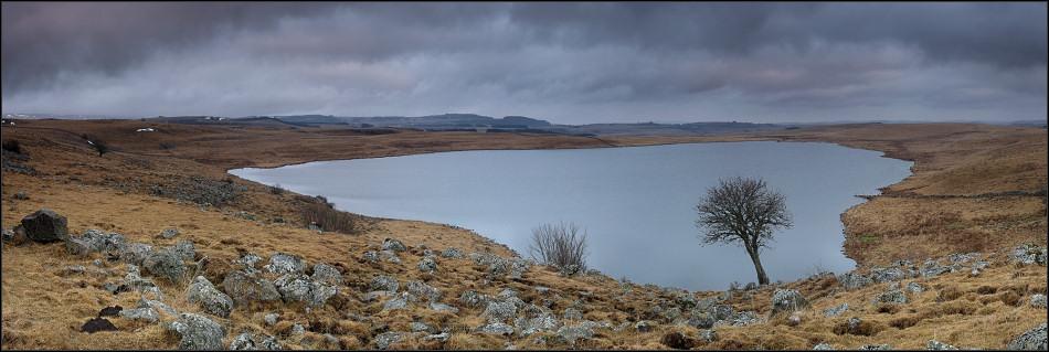 Aubrac - Lac de Saint Andéol...