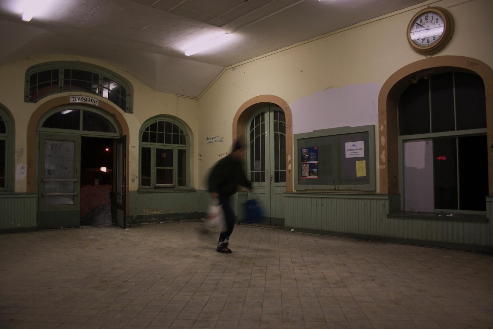 Auch 2011 nicht den letzten Zug verpassen !