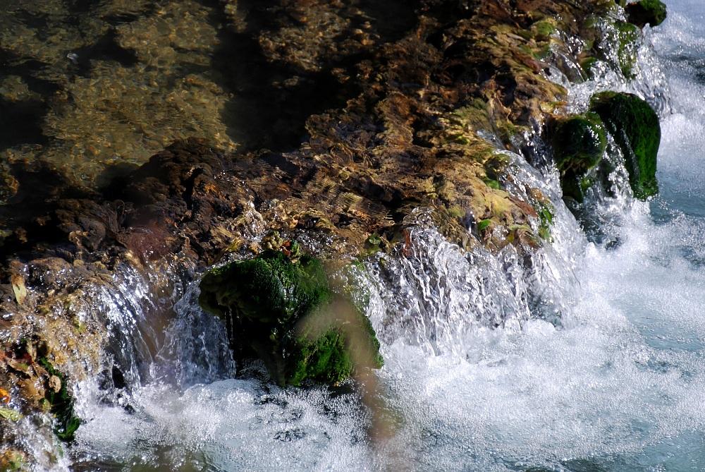 Auch bei uns hat´s Wasserfälle I