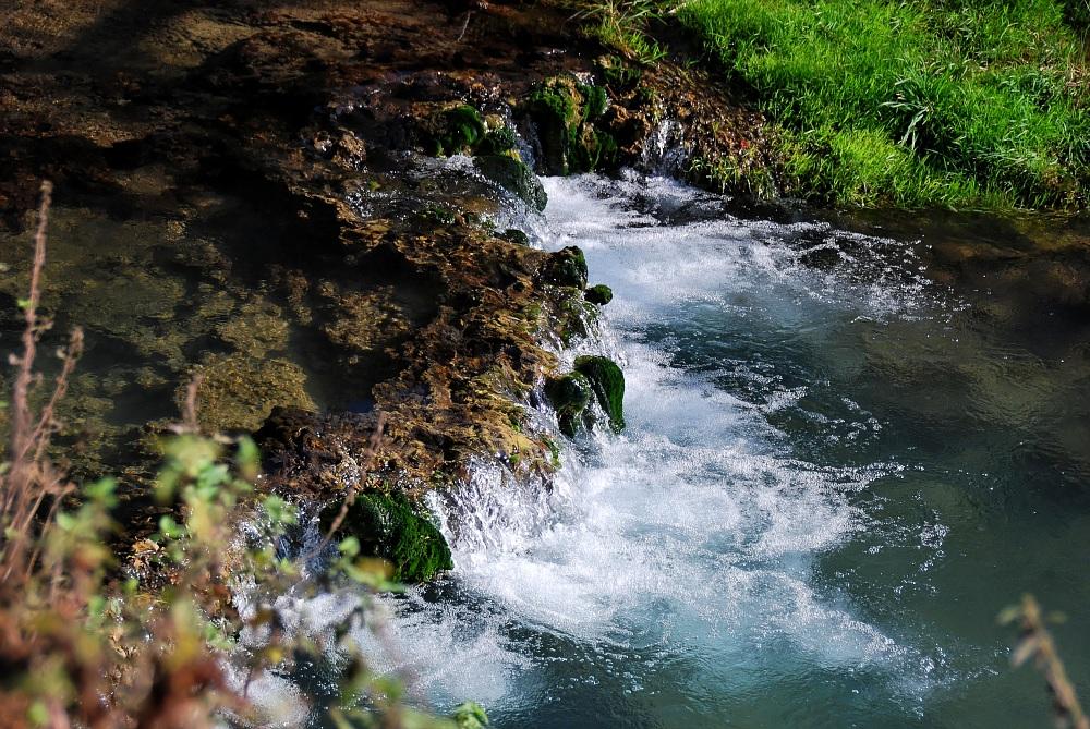 Auch bei uns hat´s Wasserfälle II