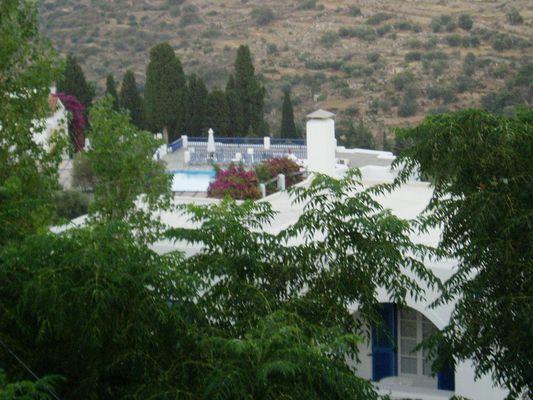 Auch das gibt es in Lefkes auf Paros