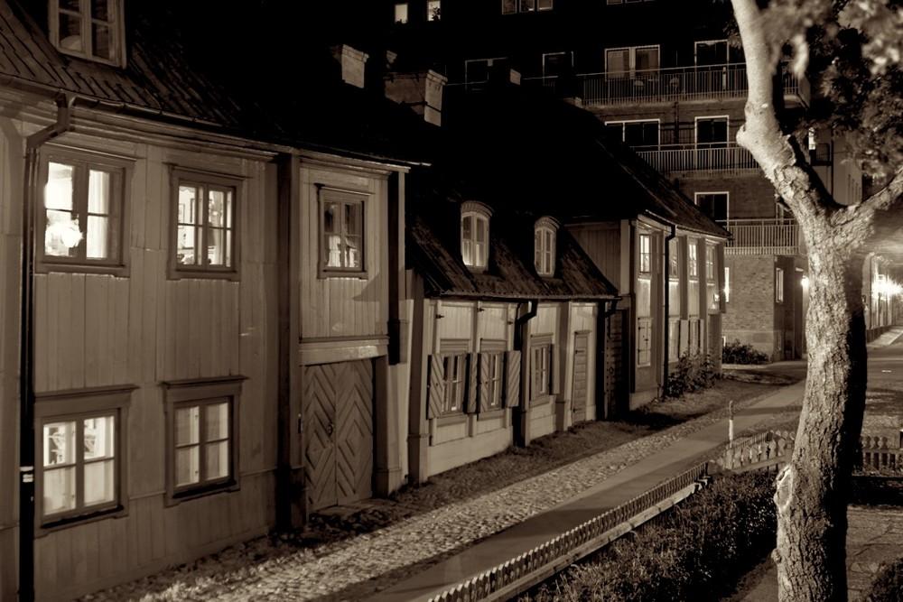 Auch das ist Stockholm...