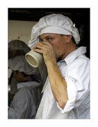 »… auch der Bäckermeister braucht mal Pause«