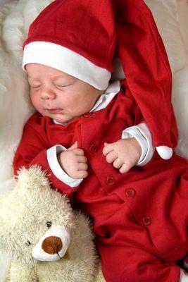 Auch der Nikolaus brauch mal eine Pause ....