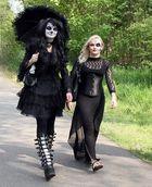 auch die Gothik war vertreten