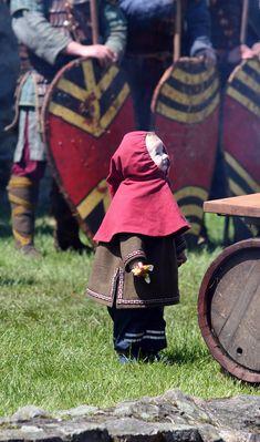 Auch die kleinen feiern gerne Mittelalter (reload)