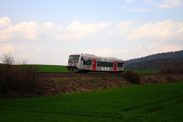 Auch die Mitteldeutsche Regiobahn.........