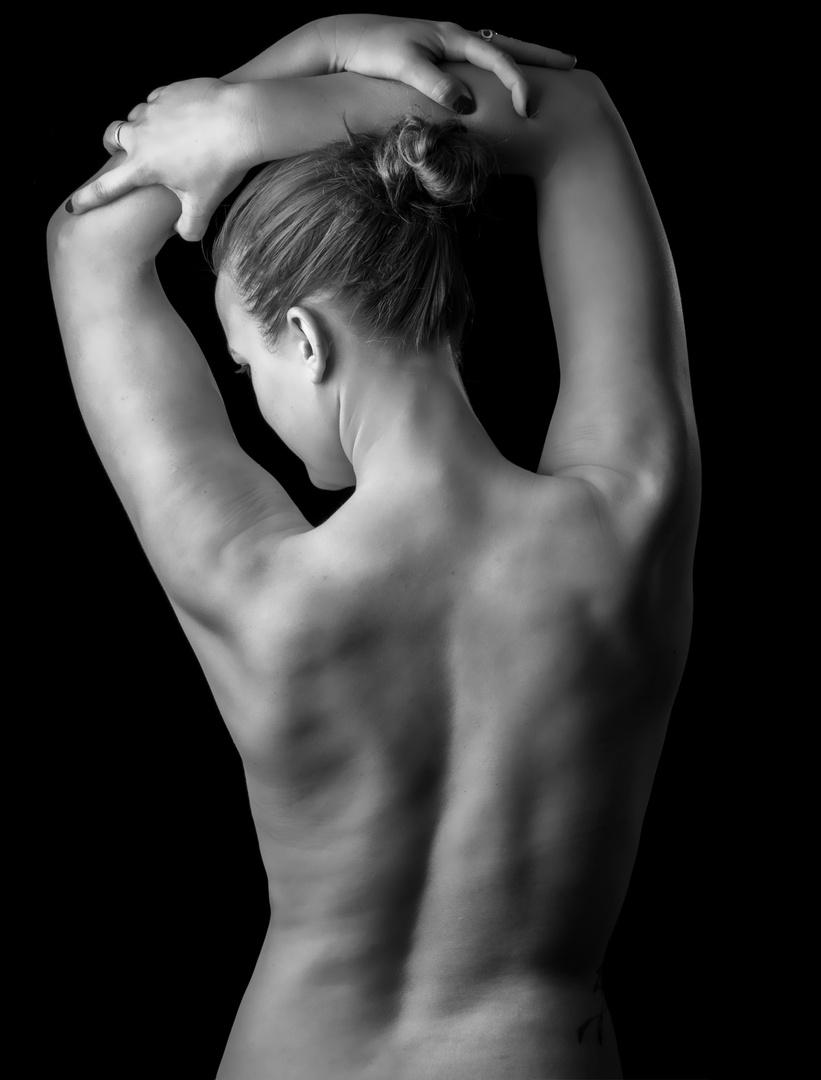 Auch ein schöner Rücken...