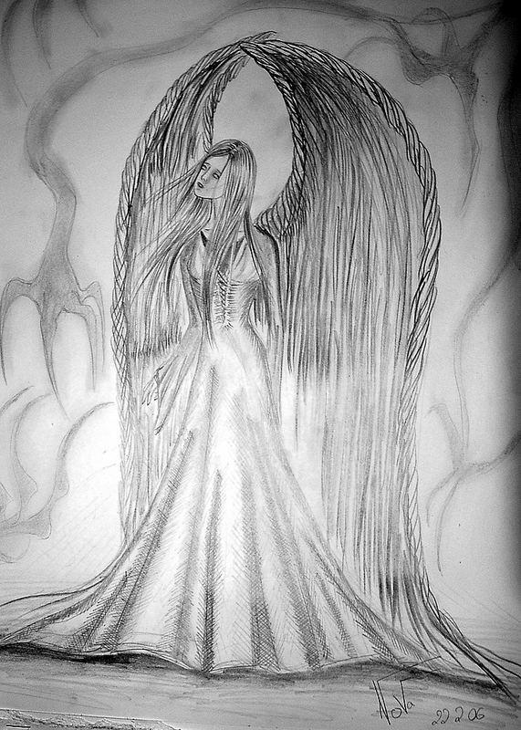 Auch Engel haben Angst