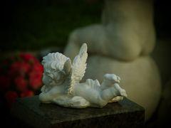 Auch Engel haben knackige Hintern ;-)