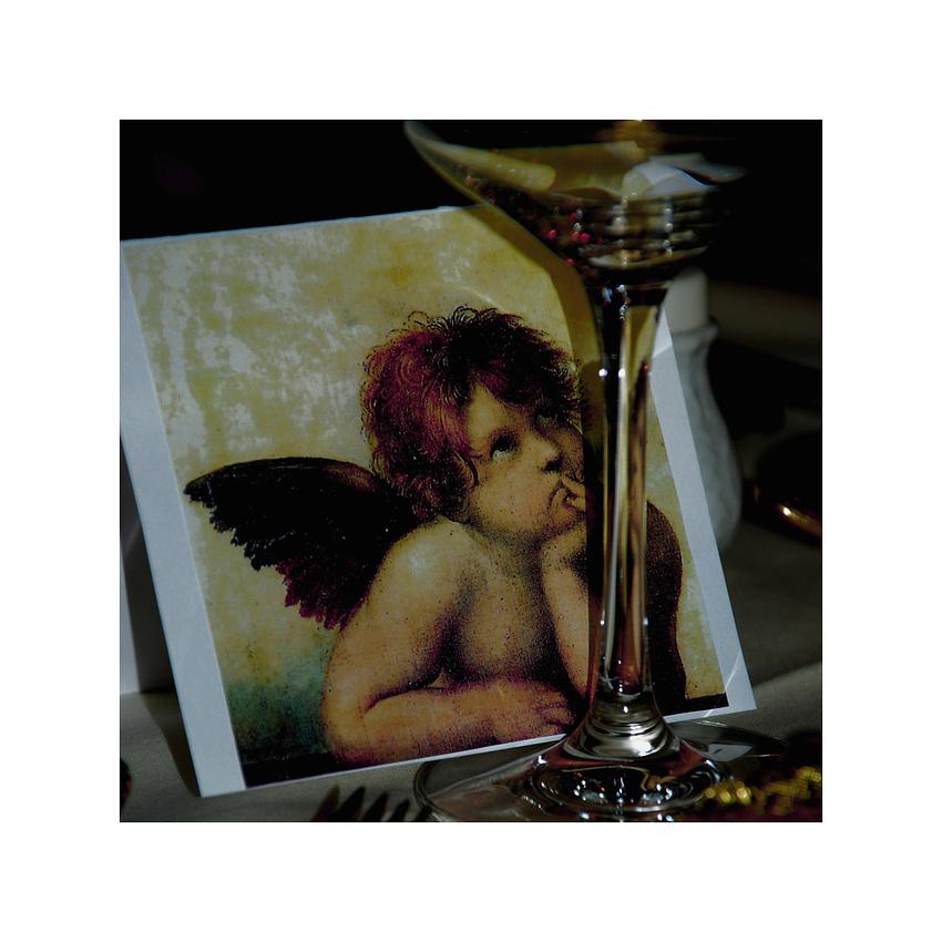 auch Engel schielen nach weltlichen Genüssen ...