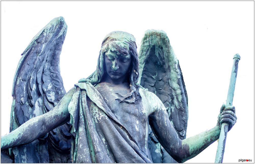 Auch Engel werden älter