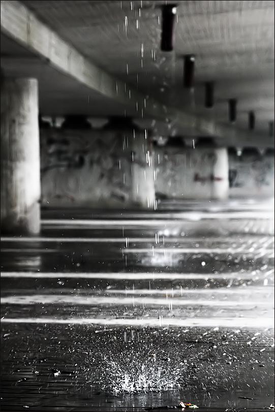 ~~ Auch im Regen~~