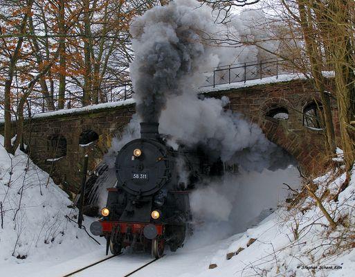 """""""Auch im Winter...."""