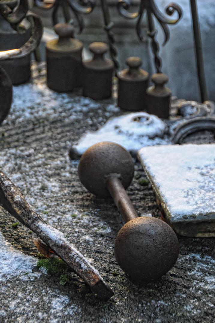 Auch im Winter: Kampf gegen die Pfunde!!
