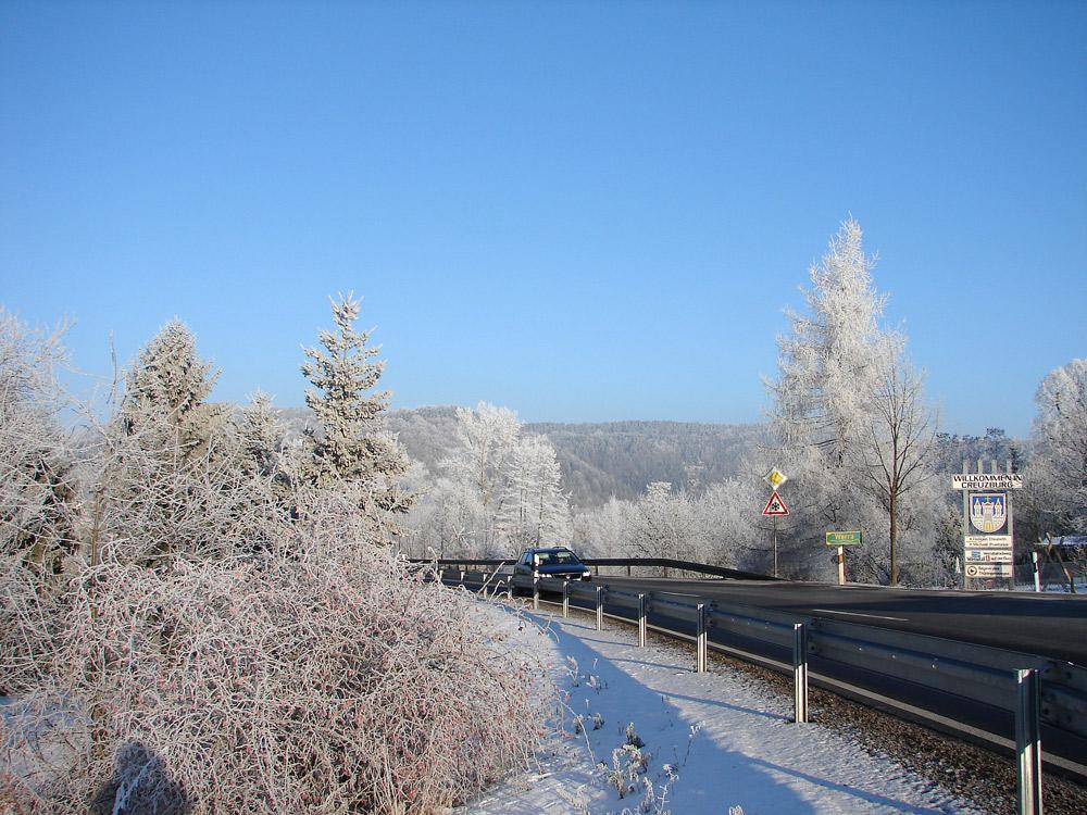 Auch im Winter lohnt ein Besuch ...